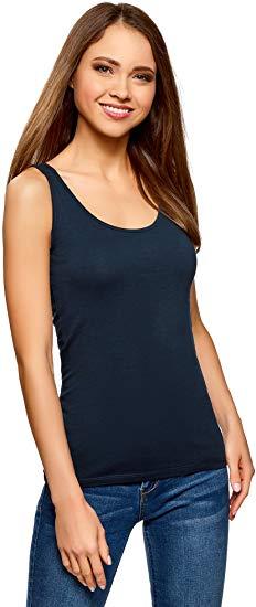Camiseta de tirantes para mujer / chica