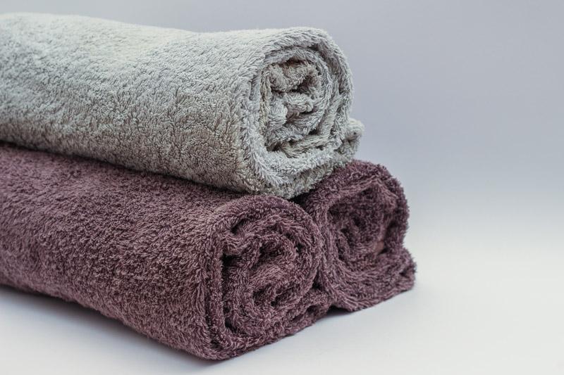 Como evitar el olor a húmedo de las toallas