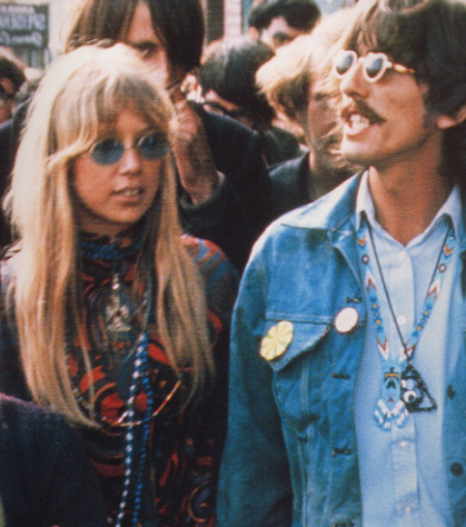 El Movimiento Hippie adopto la moda Denim