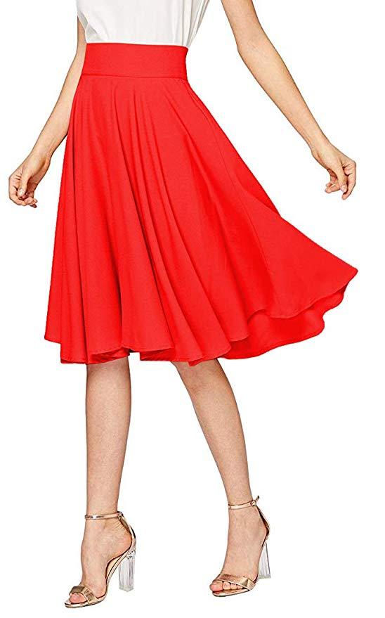 Faldas plisadas para mujeres / chicas