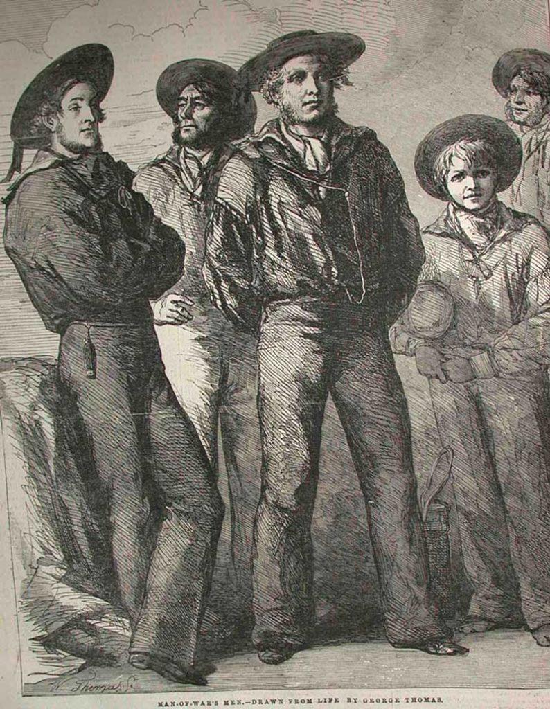 Los genoveses bautizaron los Blue Jeans, Bleu de Gênes