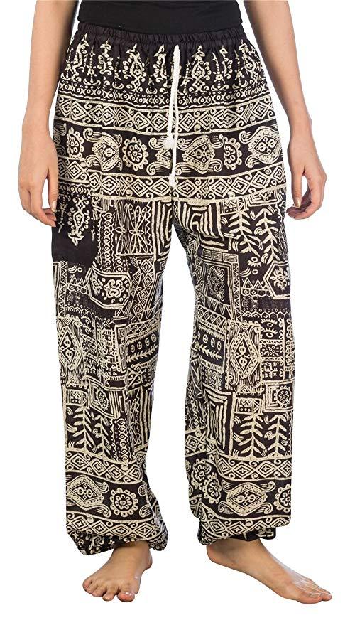 Pantalones para chica y mujer tipo haren
