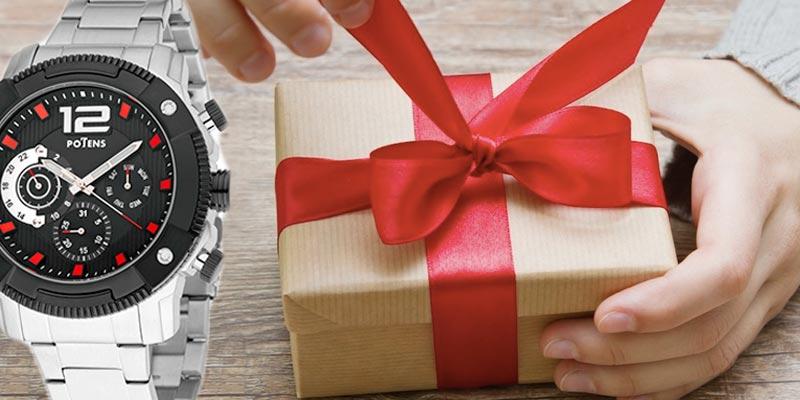 Porque un reloj es un buen regalo