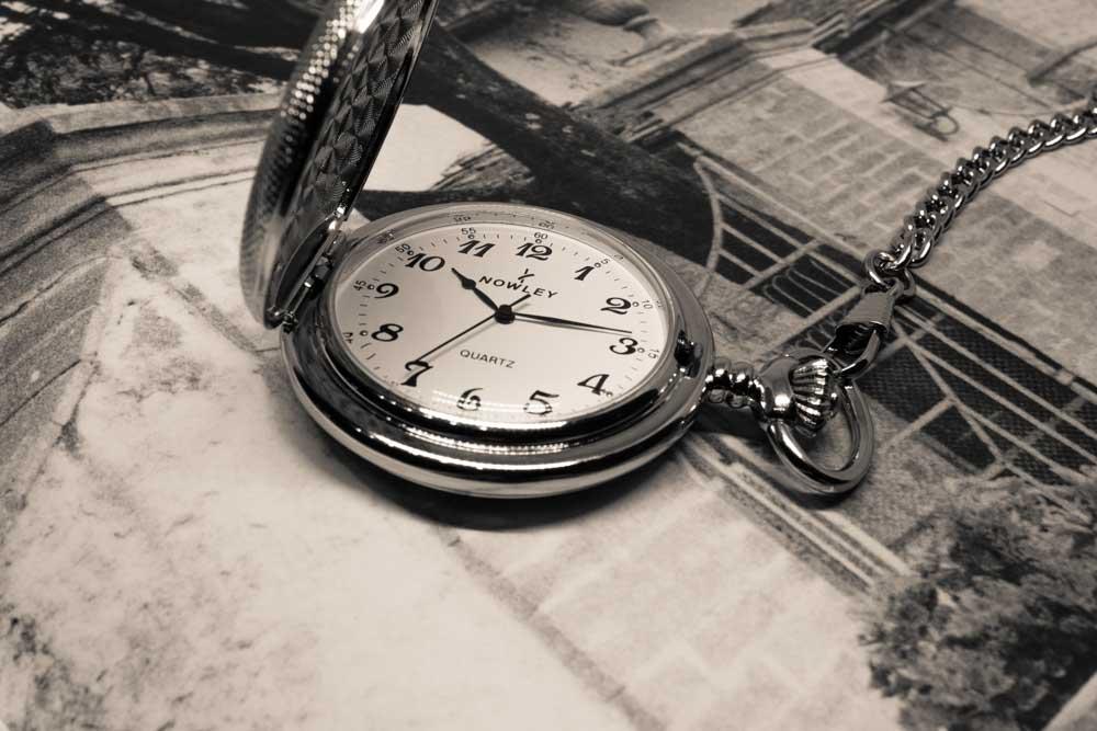 Reloj de bolsillo Nowley