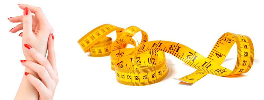 Como medir la muñeca pasa saber la talla