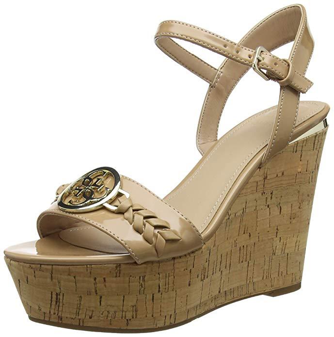 Zapatos con cuña para mujer